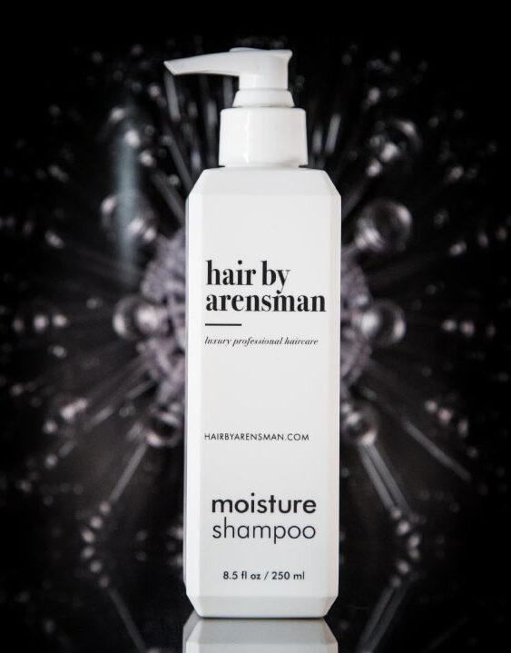 hair salon rich luxurious moisture shampoo revitalize