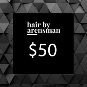 $50 Gift Certificate hair salon near me plano