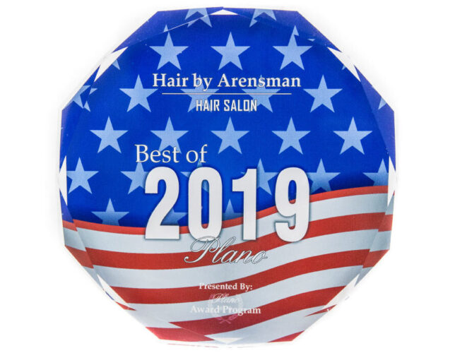 best of plano hair salon 2019 recognized 2 years in a row