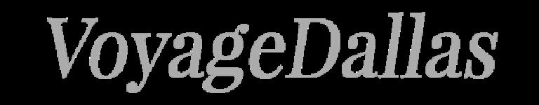 voyage dallas logo best hair salon plano