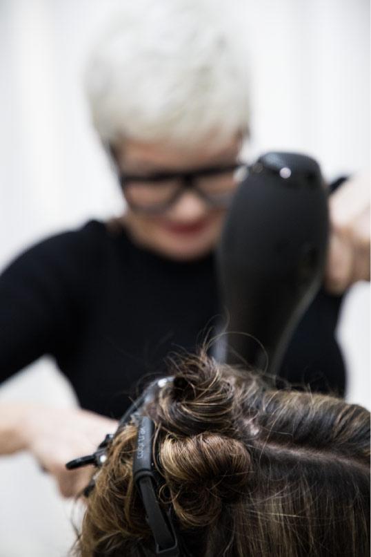 Plano professional hair stylist womans salon