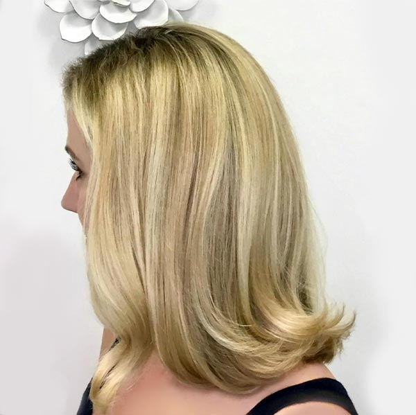 hairstylist does highlights in plano texas