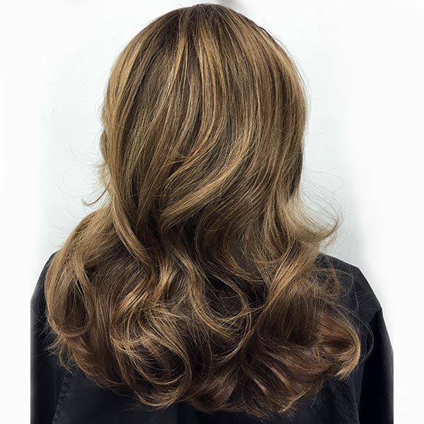 perfect womans highlights hair coloring plano frisco allen richardson