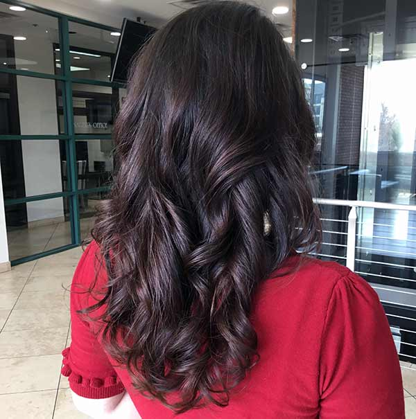 long hairstyle