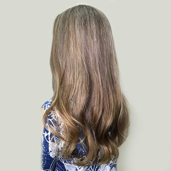 womans highlights for hair best salon plano