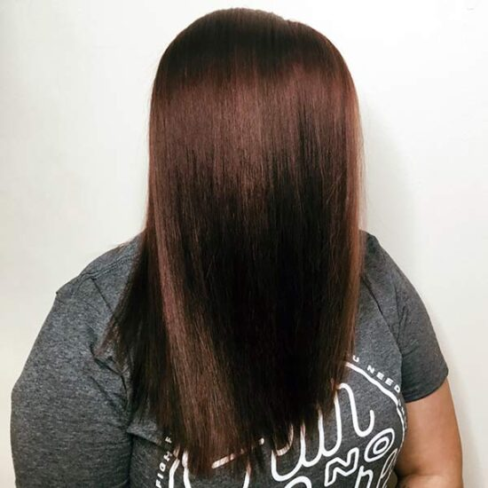 turning hair back to your natural color womans haircoloring