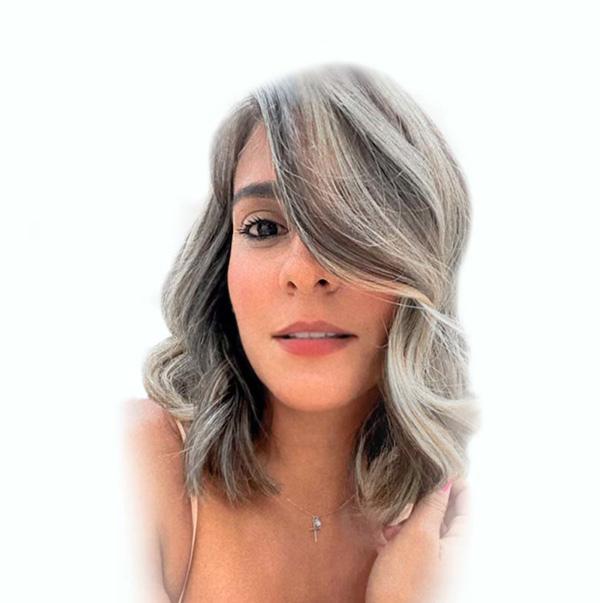balayage makeover haircut womans salon
