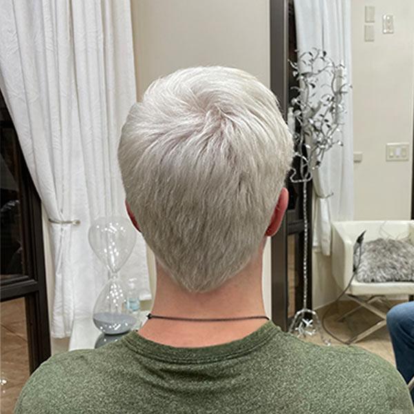 mens haircut hair salon