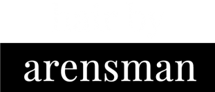 hair by arensman logo light